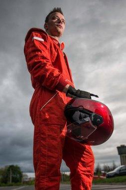 Formula 1 pilot