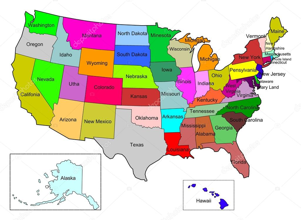 united states map with state names with Stock Photo Usa Color Map With State on Stock Photo Usa Color Map With State as well Massachusetts in addition Hi Def Editable Powerpoint Map Of Usa Free Map together with Post wisconsin Road Atlas 655500 besides Img6.