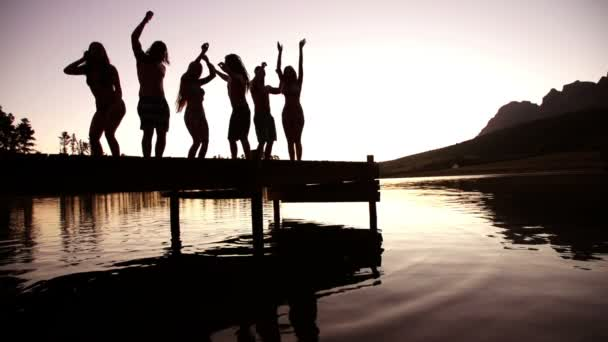 See-Party am See-Steg