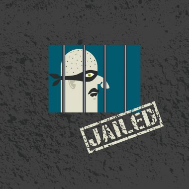 Arrested and jailed