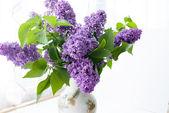 mazzo di fiori di lillà
