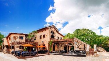 Ancient village Altos de Chavon