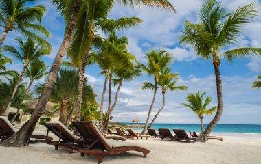 Luxury Resort on Atlantic ocean.