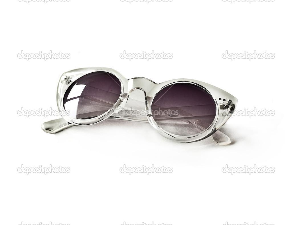 Zonnebril Lichte Glazen : Retro zonnebril u2014 stockfoto © artnature #43513857