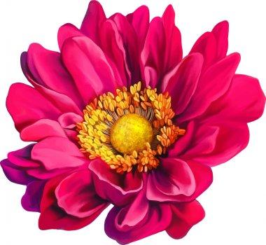 """Картина, постер, плакат, фотообои """"цветок моны лизы """", артикул 44580617"""