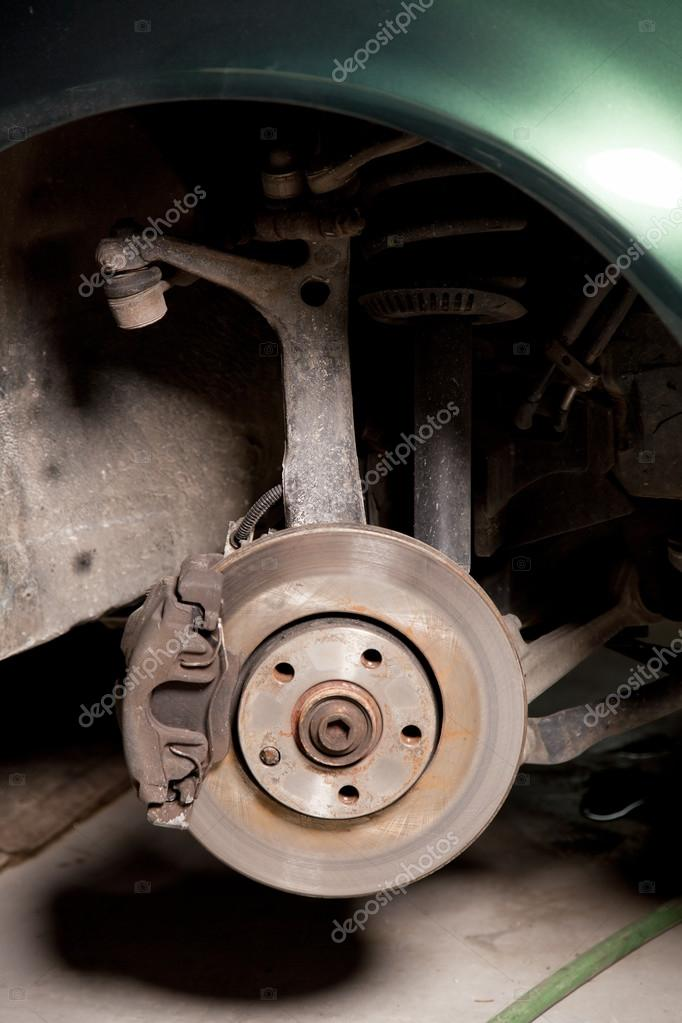 Auto Technische Mechanik — Stockfoto © AarStudio #47136789