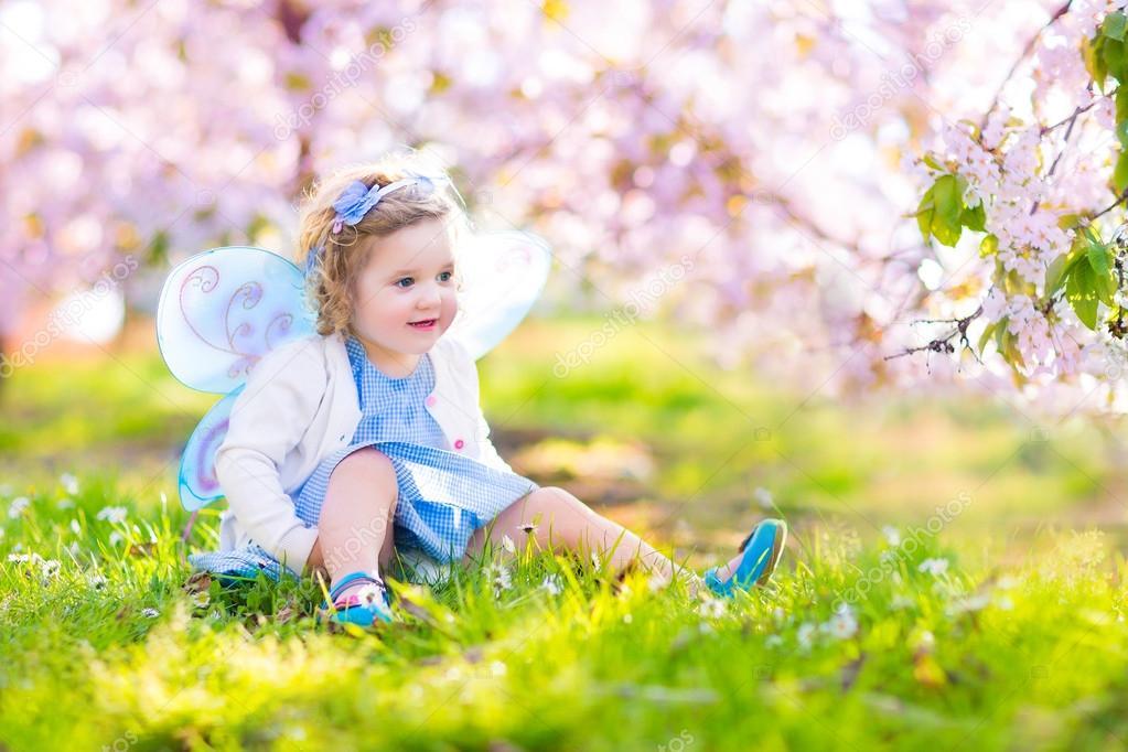 happy little girl - HD3900×2600