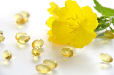 Evening primrose and supplements