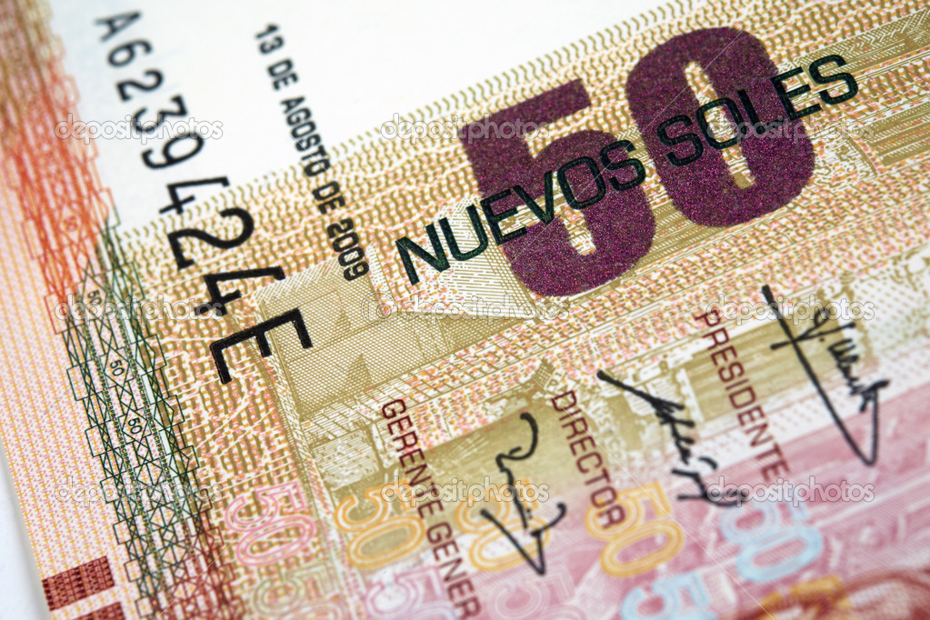 Peruvian currency stock photo izelphotography 50397265 peruvian currency stock photo thecheapjerseys Choice Image