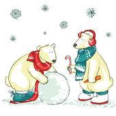 Lední medvědi, Vánoce