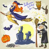 Halloween-Hexen