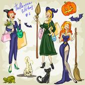 Halloween Hexen