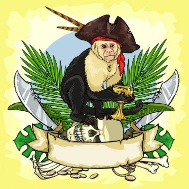 Pirate's Treasure logo