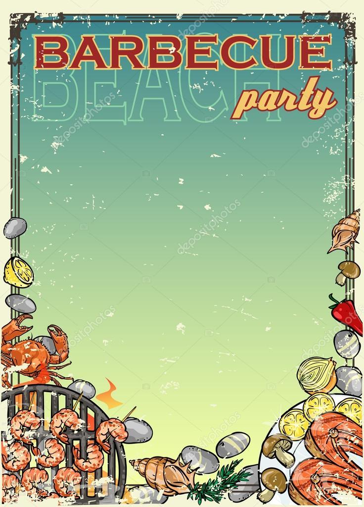 party-einladung — stockvektor #43415409, Einladungen