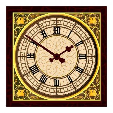 Big Ben at Clock Face