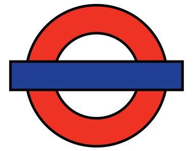 London Underground Blank