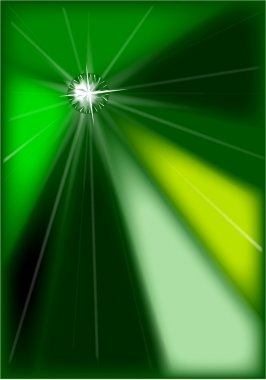 Emerald Starburst