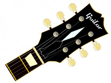 Guitar Headstock
