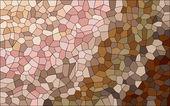 bőr tónusát mozaik