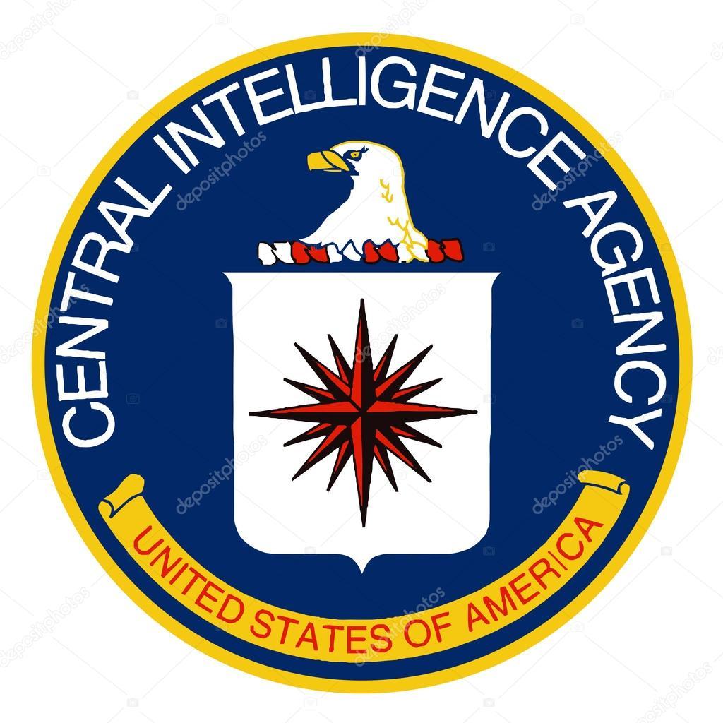 logotipo de la CIA. — Archivo Imágenes Vectoriales © BigAlBaloo ...