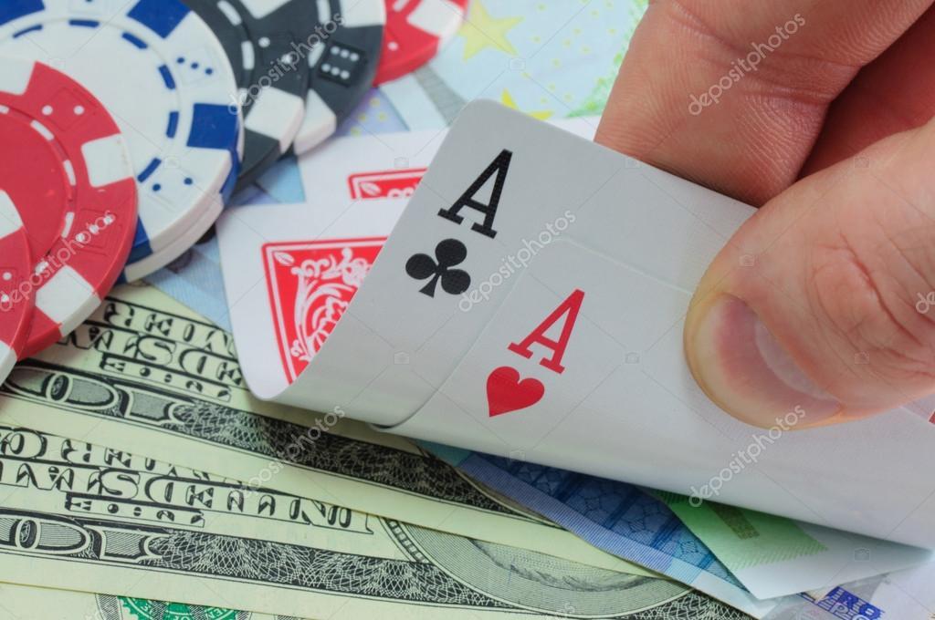 Poker soldi finti