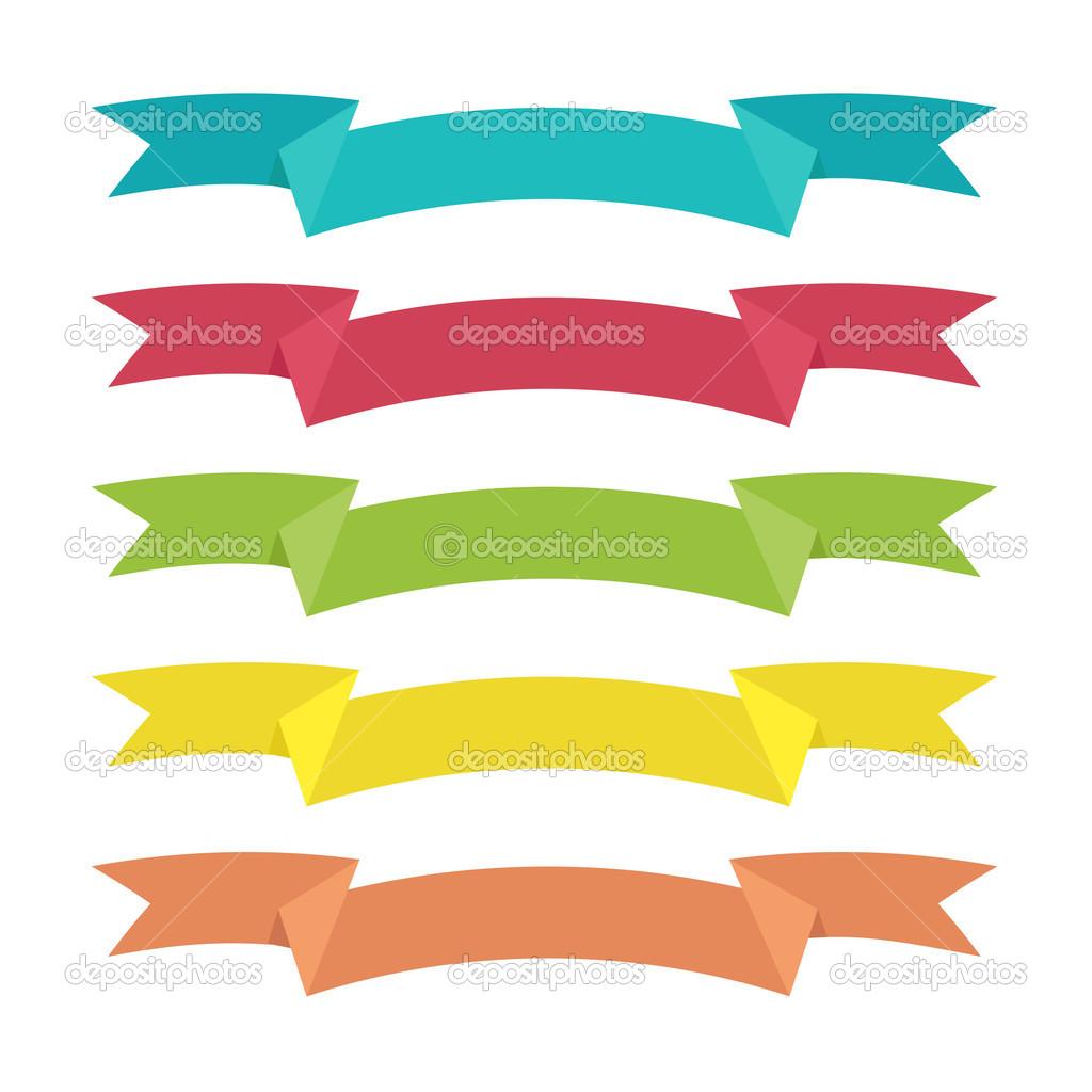 vintage ribbon banner stock vector balakoboz 46047633 rh depositphotos com ribbon banner vector cdr ribbon banner vector cdr