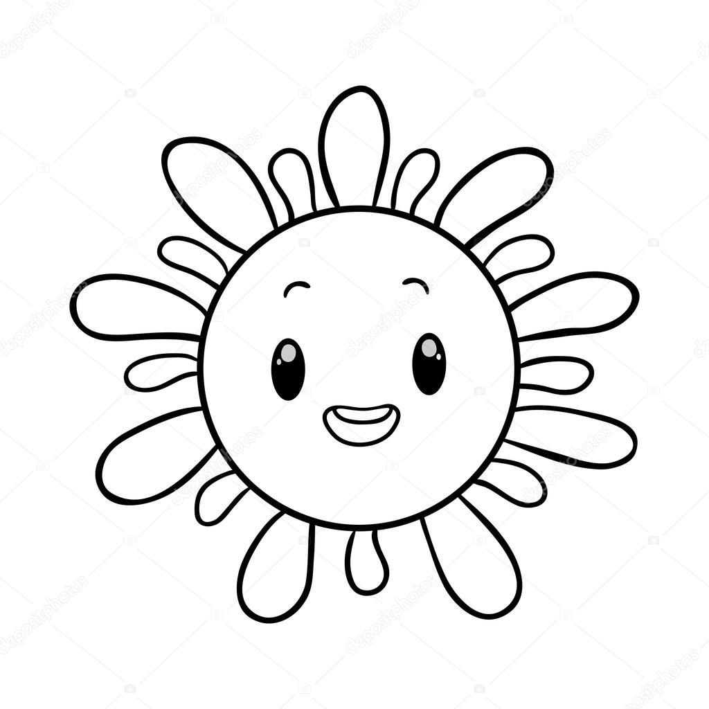 【Buraya Al】 Güneş Boyama Resmi