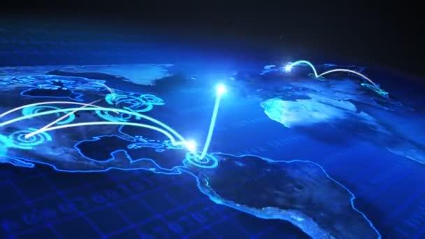 svět širokou síť