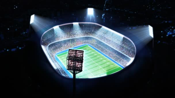 Amerikai labdarúgó-stadion
