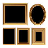 Fotografie Antique picture frames
