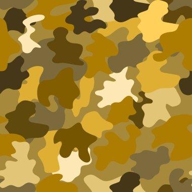 Khaki pattern stock vector