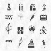 Fotografie Frohes neues Jahr-Symbole