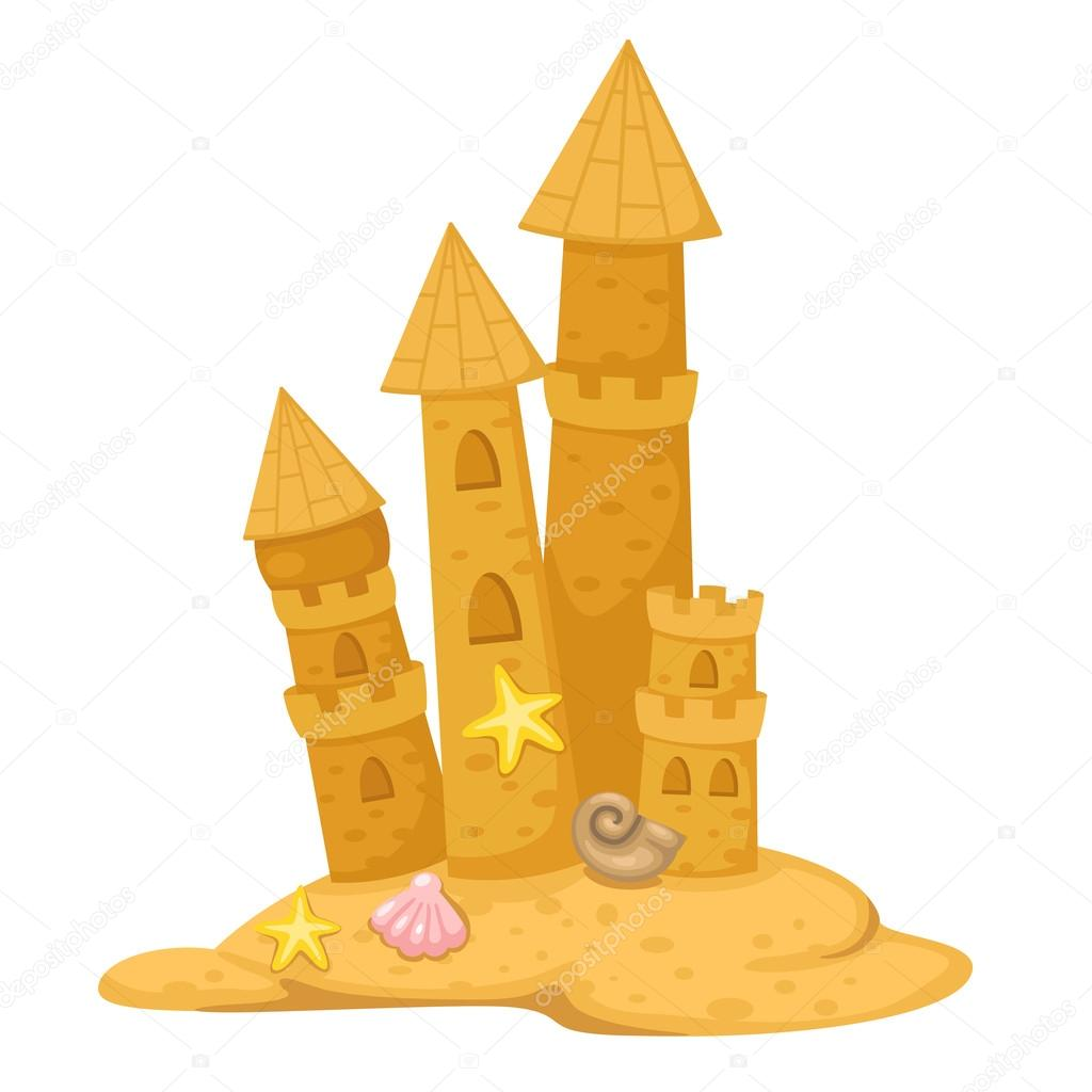 Sandcastle ǟ�量 ś�库矢量图像 169 Jehsomwang 51210663