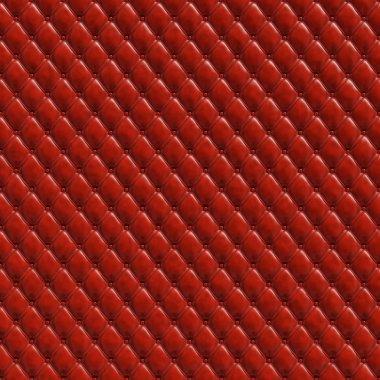 Red padding