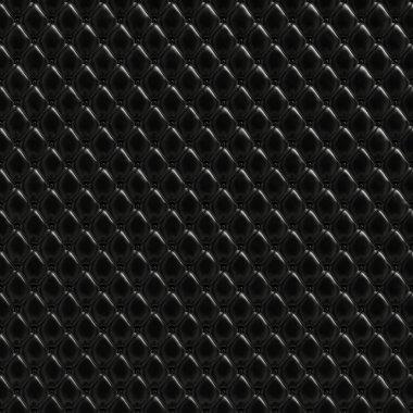 Black padding