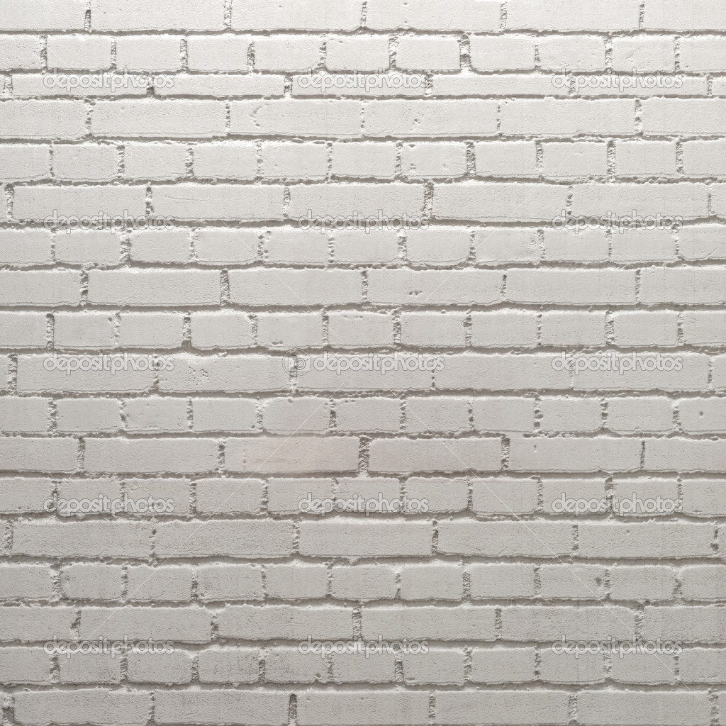 Pared de ladrillo blanco foto de stock beawolf 43430217 - Pared de ladrillo ...