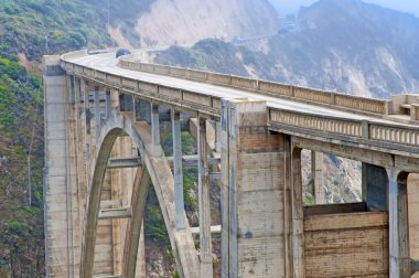 Bixby Bridge, Pacific Coast Highway in Big Sur, California