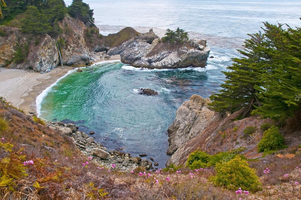 Big Sur Coastline, California, USA