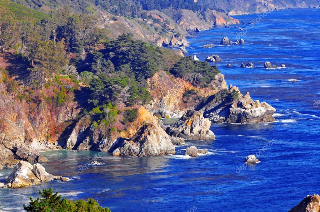 Big Sur Coast, California, USA