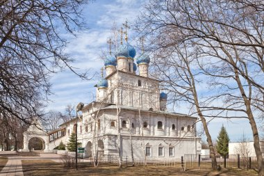 The Museum-reserve Kolomenskoye. The Church of the Kazan icon of the mother of God