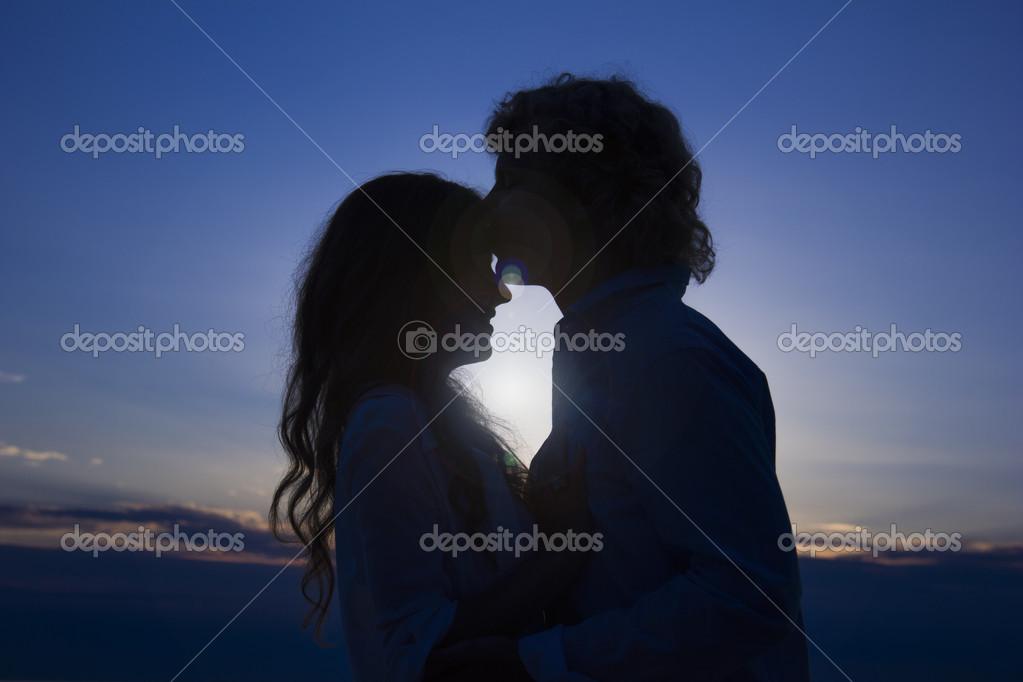 картинки двух влюбленных
