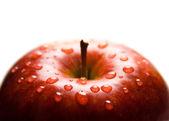 Fotografie Red ripe apple