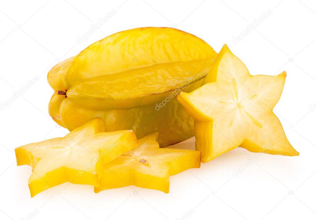 Carambola - star fruit