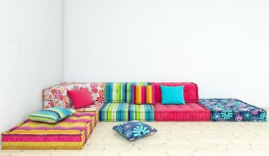 Sofa hippie