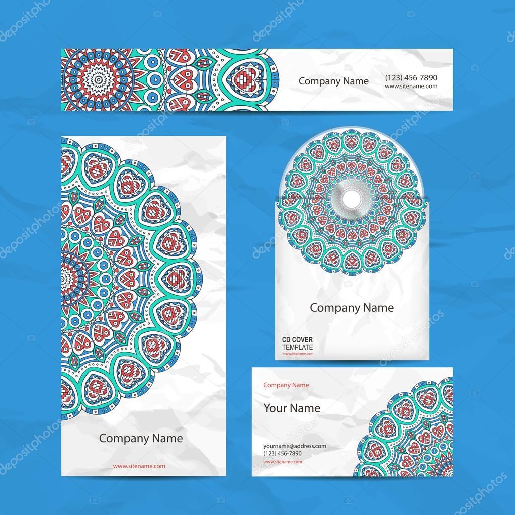 retro visitenkarte. vektor hintergrund. karte oder einladung, Einladung