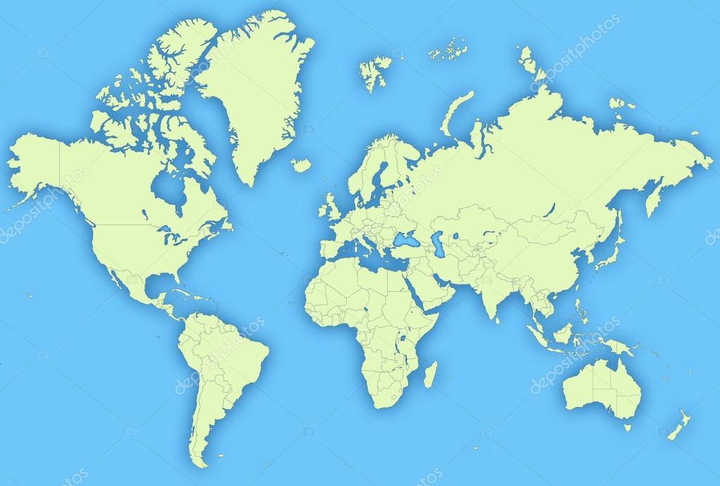 Cartina Mondo Immagini.Foto Cartina Geografica Mondo Immagini Cartina Geografica Mondo Da Scaricare Foto Stock Depositphotos