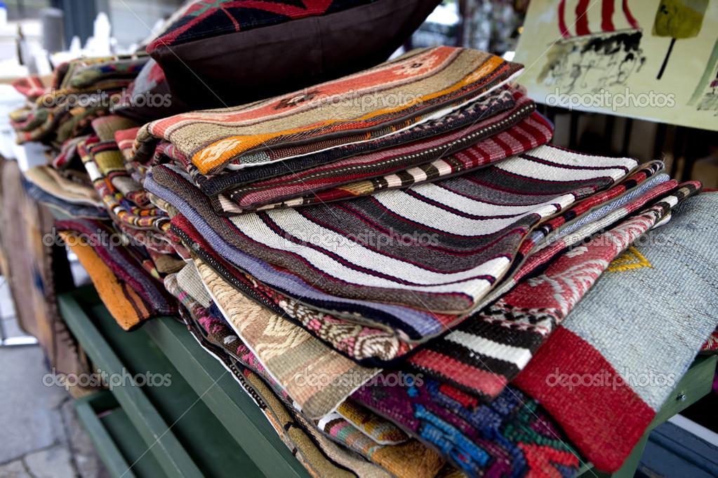 Kolorowe Wschodniej Poduszki Dekoracyjne Poduszki I Tkaniny