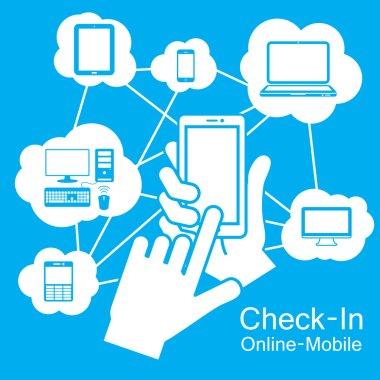 touch screen Smart Phone , Communication technology