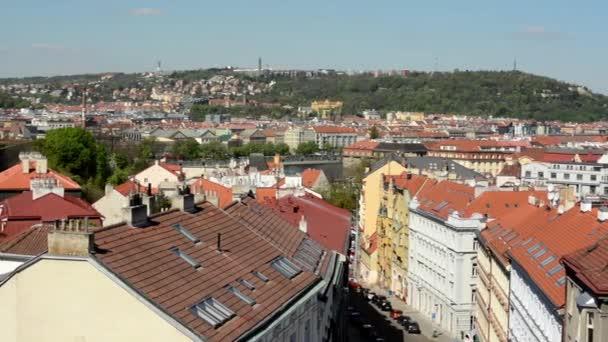 panorama Prahy, Česká republika