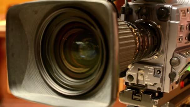 televíziós kamerák - operatőr készlet fényképezőgép (stúdió) - történelmi belső háttér
